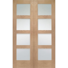 Shaker Contemporary 4 Pair