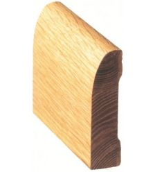 Modern Profile Skirting 18mm X 96mm