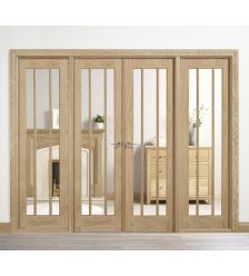 Lincoln W8 Room Divider Set
